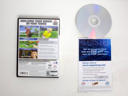 Tiger Woods 2005 game for Sony PlayStation 2   The Game Guy