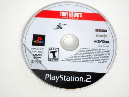 Tony Hawk Project 8 game for Sony PlayStation 2 -Loose