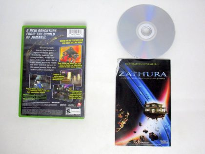 Zathura A Space Adventure game for Microsoft Xbox | The Game Guy
