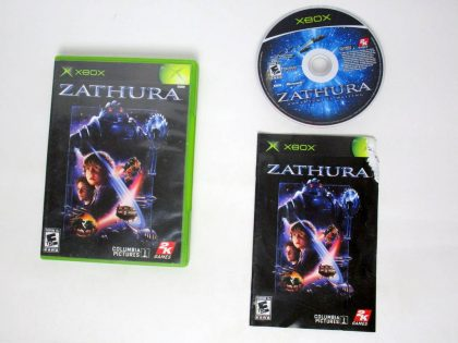 Zathura A Space Adventure game for Microsoft Xbox -Complete