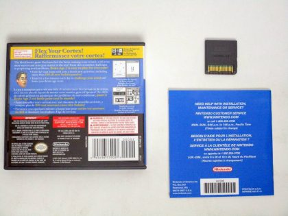 Brain Age 2 game for Nintendo DS   The Game Guy