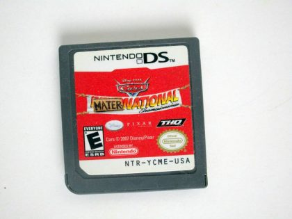 Cars Mater-National Championship game for Nintendo DS -Loose