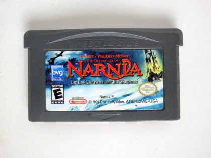 Chronicles of Narnia Lion Witch and the Wardrobe game for Nintendo Game Boy Advance -Loose