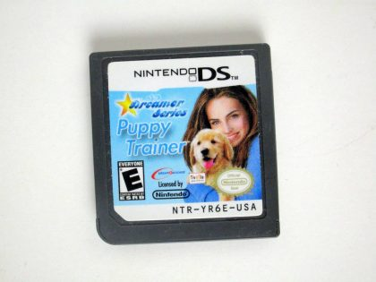Dreamer: Puppy Trainer game for Nintendo DS -Loose