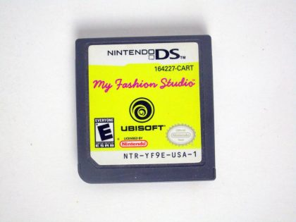 My Fashion Studio game for Nintendo DS -Loose