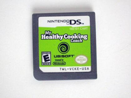 My Healthy Cooking Coach game for Nintendo DS -Loose