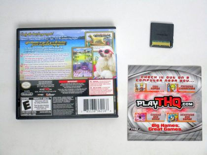 Paws & Claws Pampered Pets game for Nintendo DS   The Game Guy