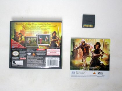 Chronicles of Narnia Prince Caspian game for Nintendo DS | The Game Guy