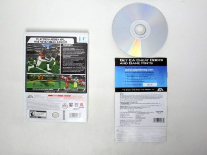Madden 2007 game for Nintendo Wii | The Game Guy