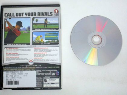 Tiger Woods 2006 game for Sony PlayStation 2 | The Game Guy