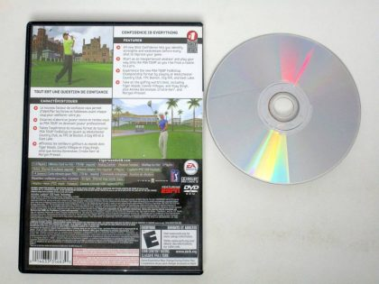 Tiger Woods PGA Tour 08 game for Sony PlayStation 2 | The Game Guy