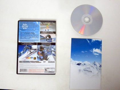 Winter Sports: The Ultimate Challenge 2008 game for Sony PlayStation 2 | The Game Guy